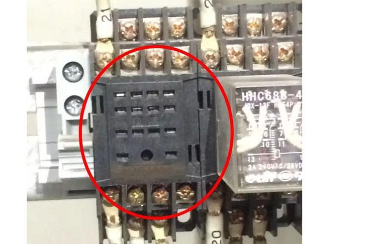 交流屏继电器