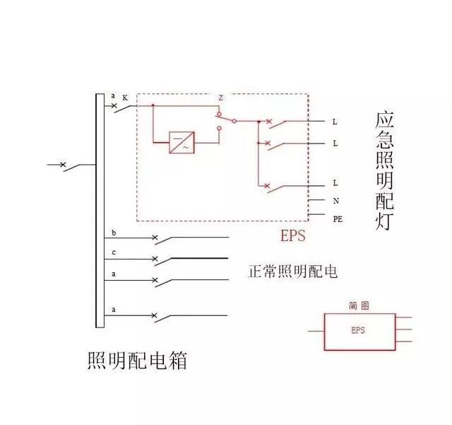 单相单输入单相多回路输出接线图