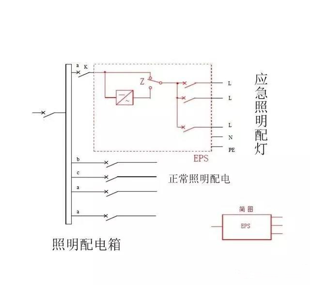 单相输入单相多回路输出接线图