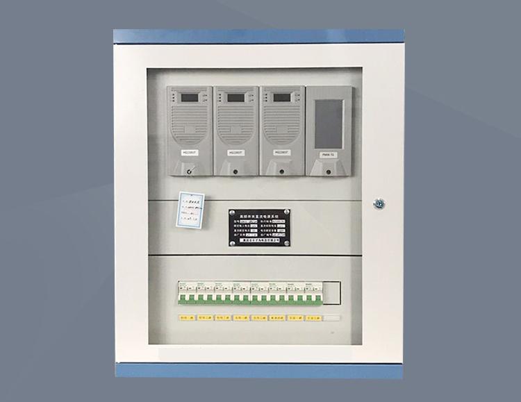 GZDW-30AH壁挂直流电源侧面图