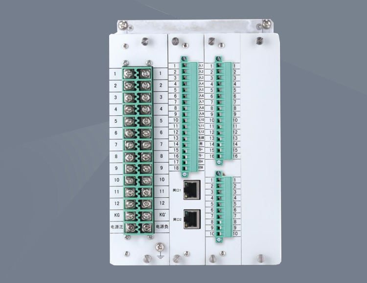 9613数字式线路差纤差动保护装置端子图
