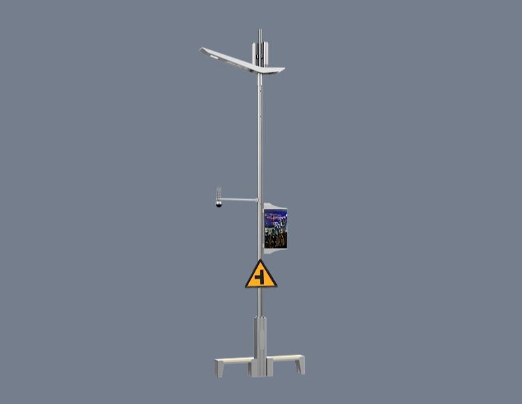 广场智慧灯杆系统
