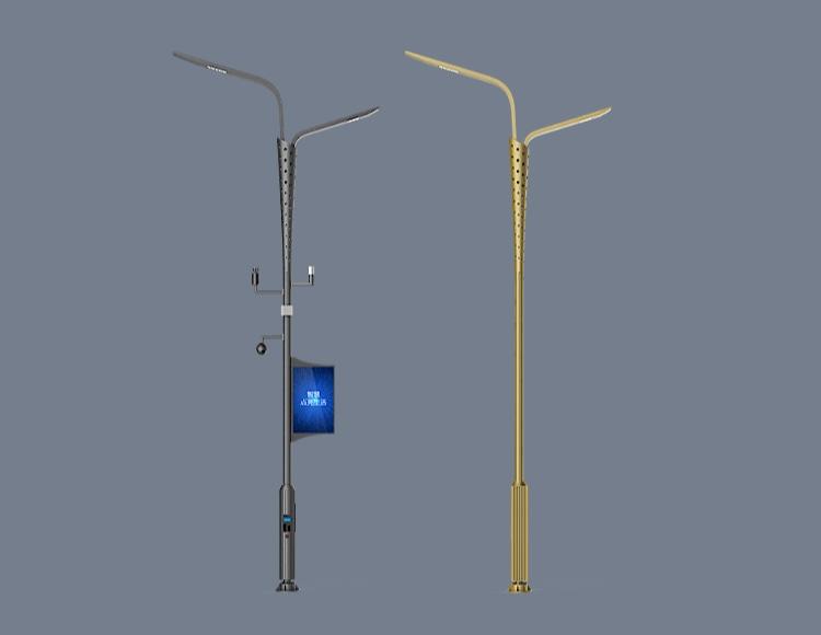 园区智慧灯杆图片3