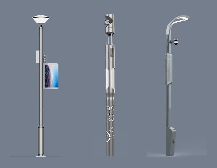园区智慧灯杆系统