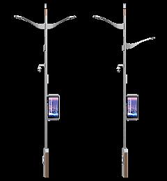 道路智慧路灯系统