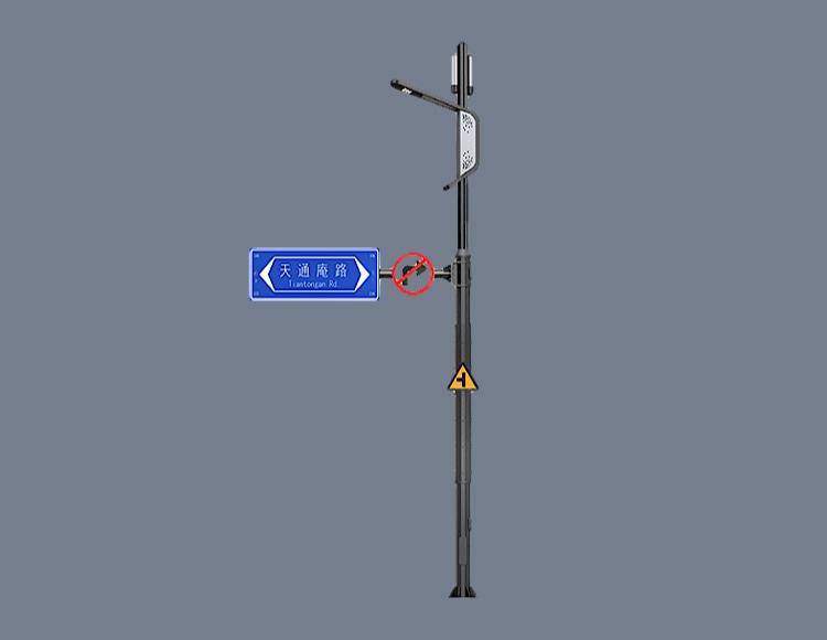 道路智慧灯杆系统图片1