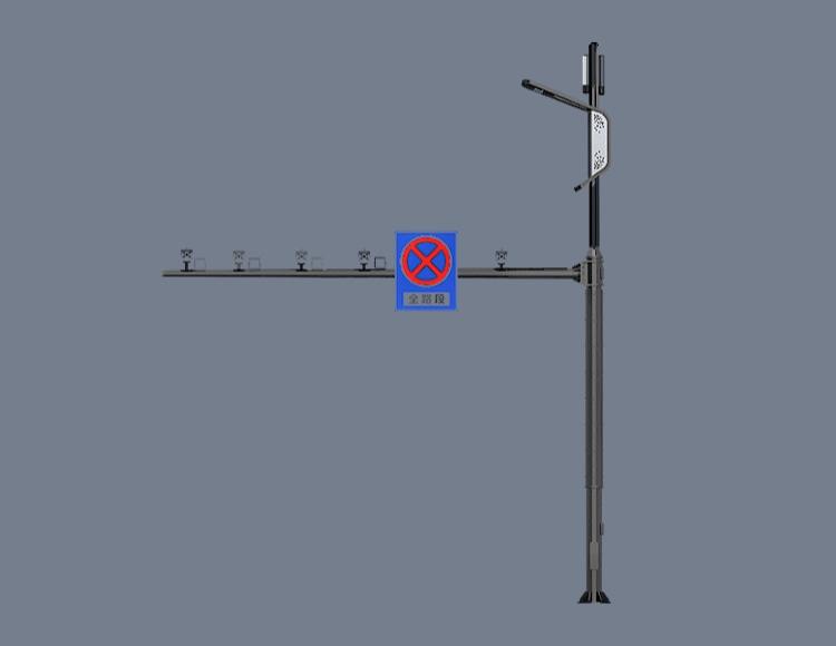 道路智慧灯杆系统