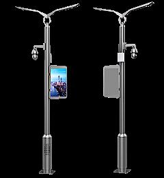 步行街智慧路灯系统