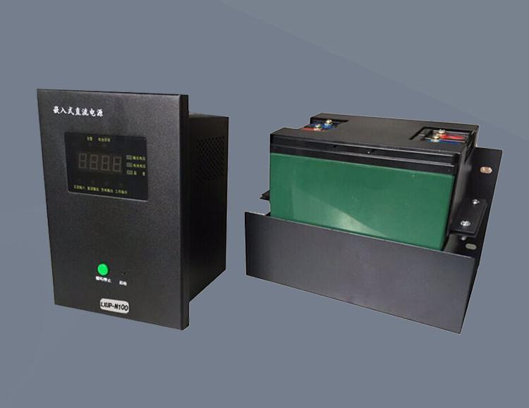 XCD3-FB-400W分布式直流电源侧面图
