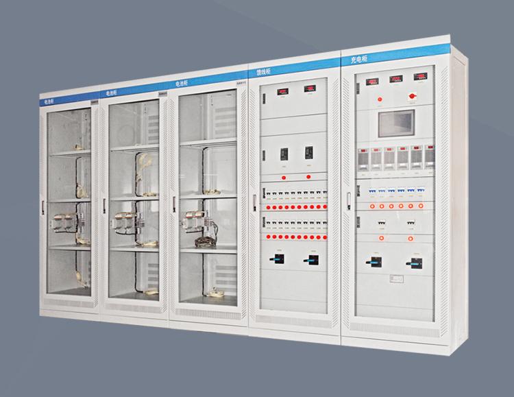 蓄电池混联型直流电源系统