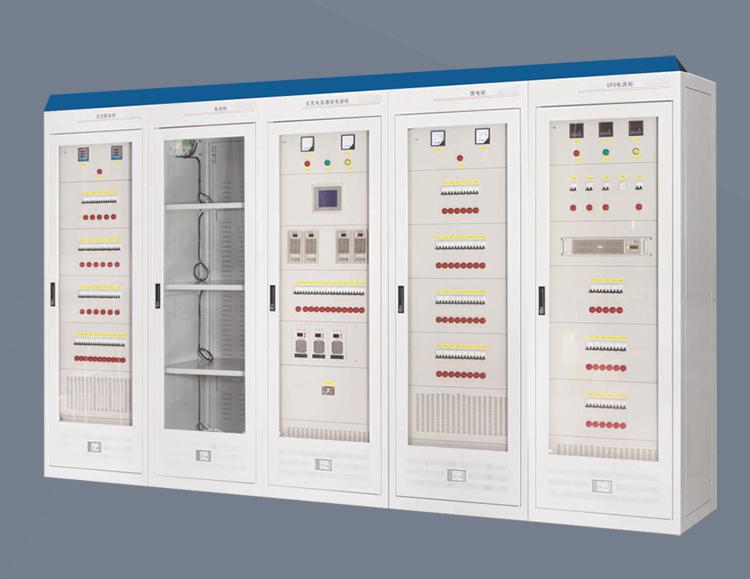 400AH交直流一体源电源屏图