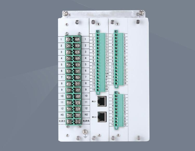 箱变测控装置端子图