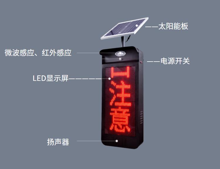 太阳能LED显示屏