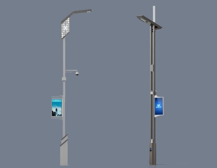 高速公路智慧灯杆系统